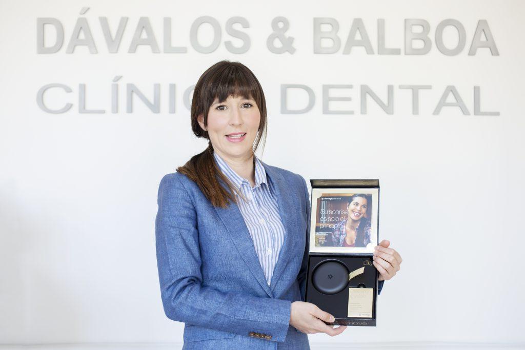 alt+Tipos de Ortodoncia Invisible en Clínica Dental Dávalos & Balboa en Murcia dra balboa