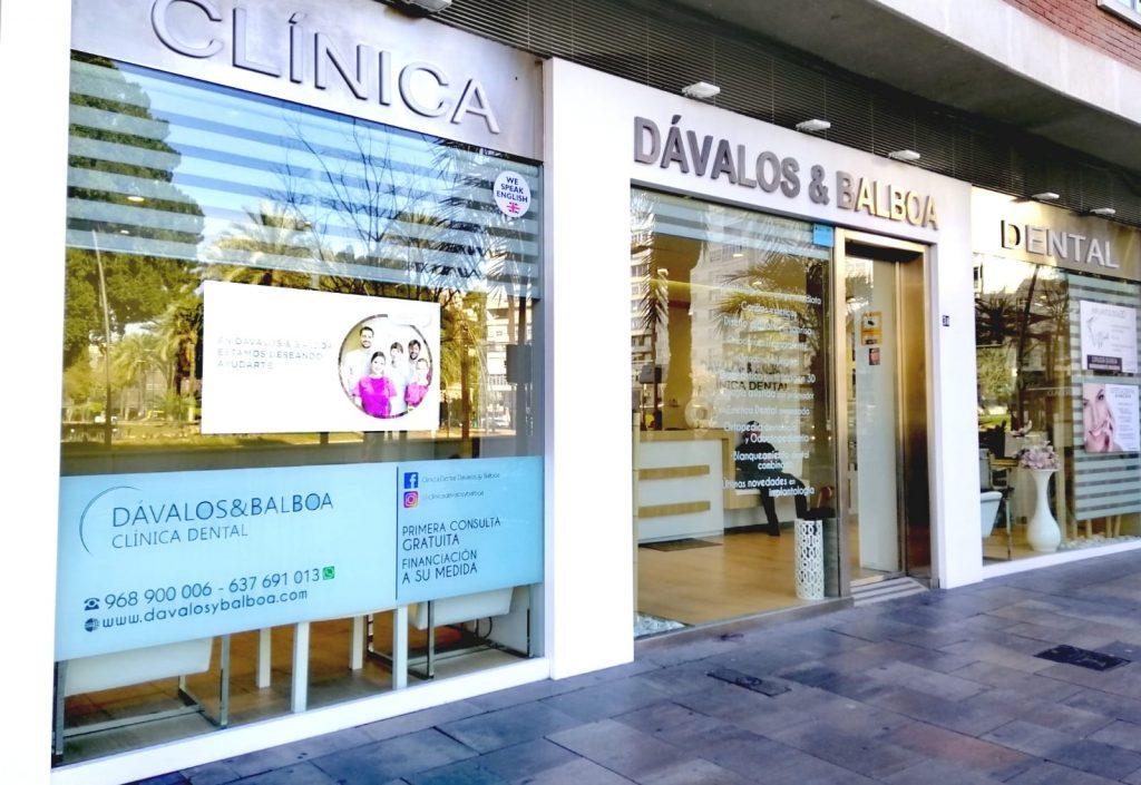 alt+Clínica Dental con Endodoncia en Murcia